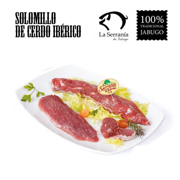 Solomillo Ibérico