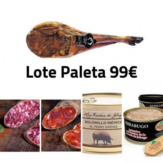 Lote Paleta 99